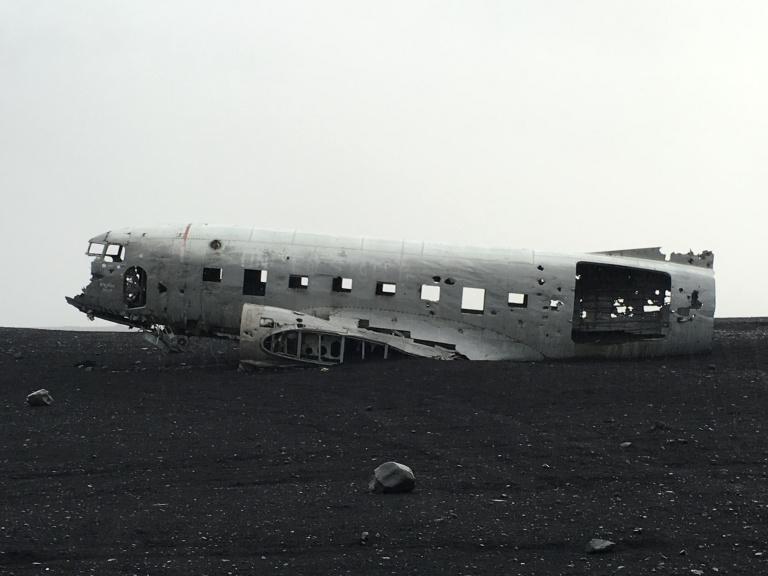 Sólheimasandur Plane Wreckage