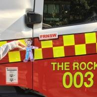 A Fire Truck in Australia