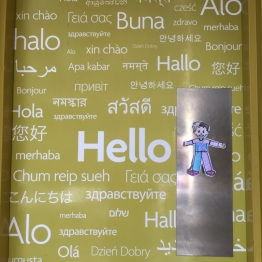 How to say Hello in different langauges