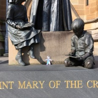 At St Mary's Cathedral